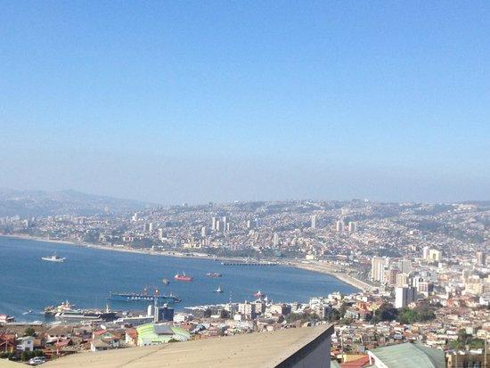 Costa Azul : View at breakfast