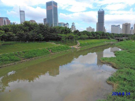 Shenzhen Central Park: 中心公園
