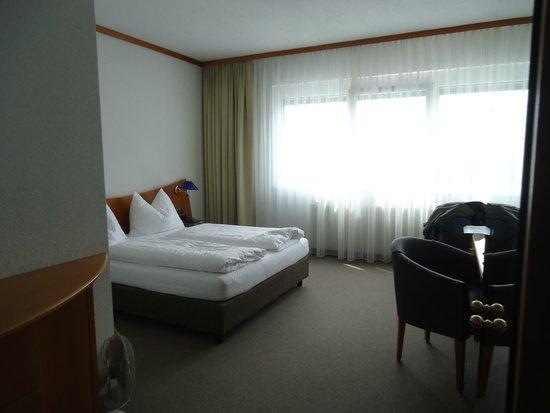 The Penz Hotel: camera da letto