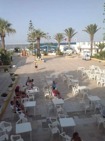 El Mouradi Club Selima : amazing view