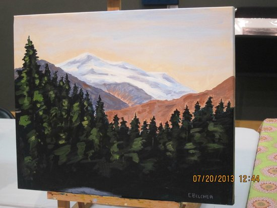 Jackson Art Studio & Gallery: Mount Washington