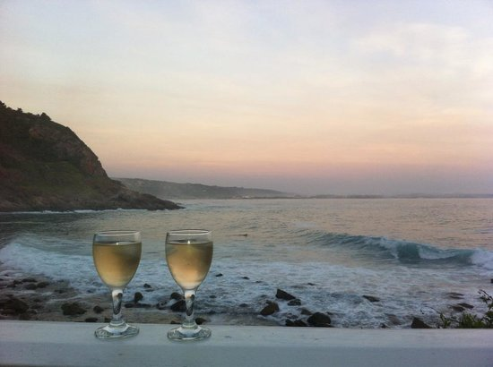 Land's End Guest House : Sundowners