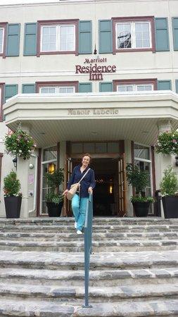 Residence Inn Mont Tremblant Manoir Labelle: Centralissimo !