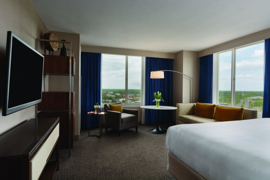 Hyatt Regency Wichita: Executive Corner King