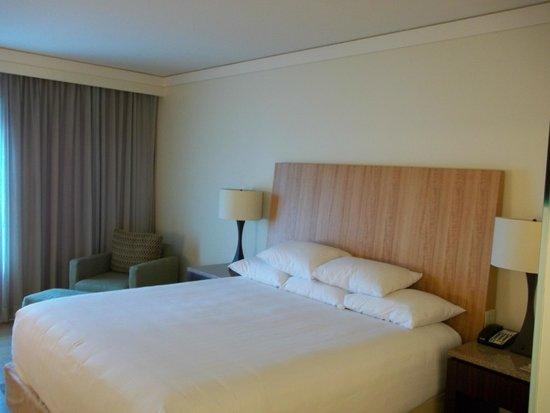 Hyatt Regency Trinidad: cama