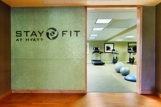 Hyatt Regency Wichita: StayFit Health Club