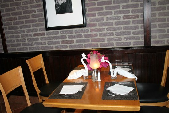 Hilton Sharks Bay Resort : ресторанчик