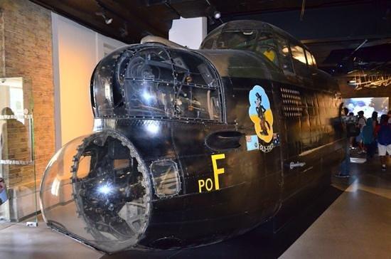 Museo Imperial de la Guerra: Impressive....