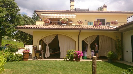 B&B Moschino: Un paradiso in Umbria!