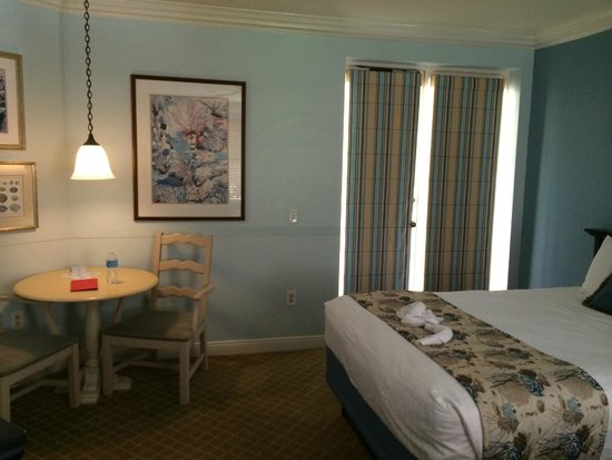 Disney's Old Key West Resort : the room