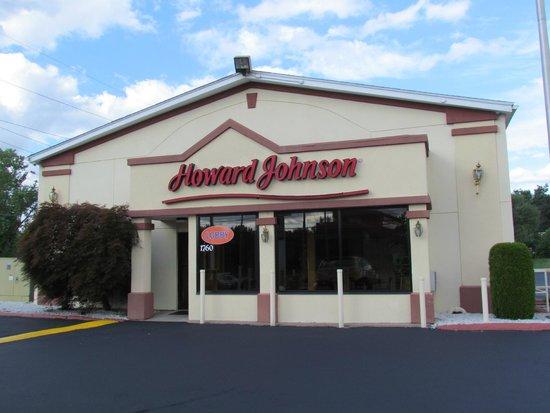 Howard Johnson Inn Rock Hill: facade