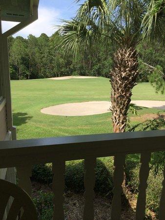 Disney's Old Key West Resort: Golf View
