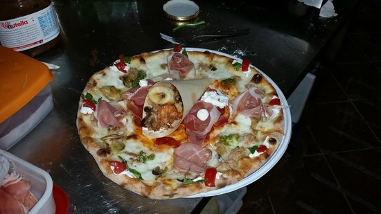 Pizzeria Luna Rossa - Castellaneta Marina