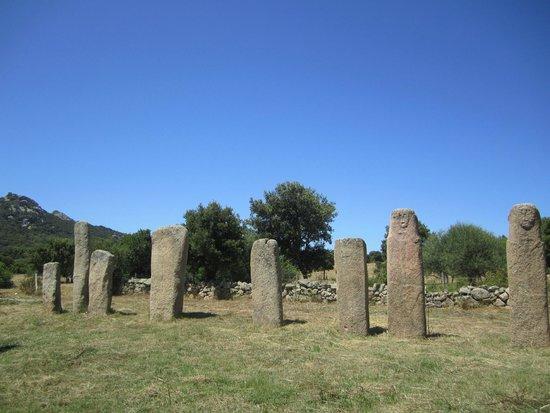 Résidence Odalys Stella di l'Aria : sites préhistoriques Stantari Fontanaccia Renaju