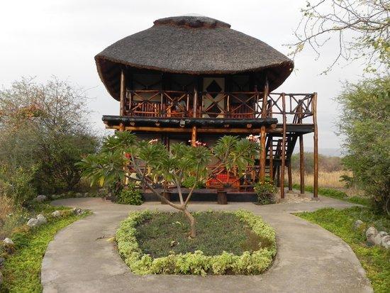 Manyara Wildlife Safari Camp: de bungalow