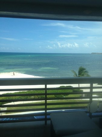Secrets Silversands Riviera Cancun : ocean view