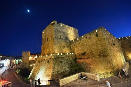Tower of David Museum: The Tower