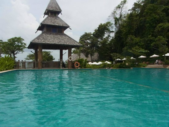 Santhiya Koh Yao Yai Resort & Spa : Pool house