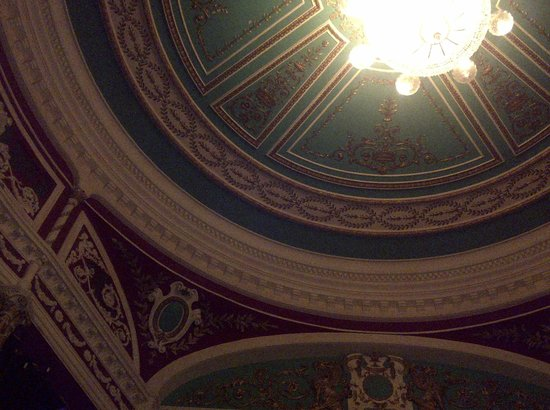 Gaiety Theatre: Ceiling