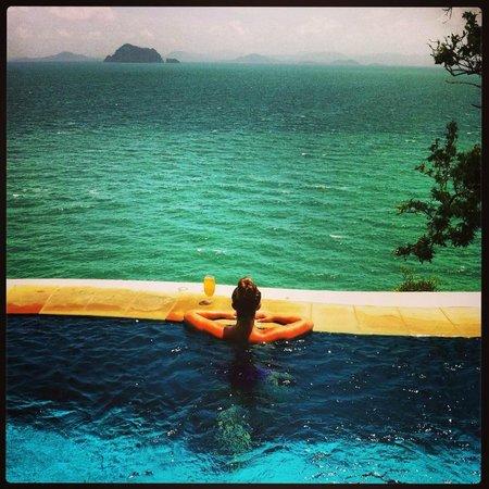 Santhiya Koh Yao Yai Resort & Spa : What a view