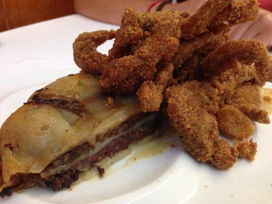 Restaurant La Cabana: Costelles de Cabrit