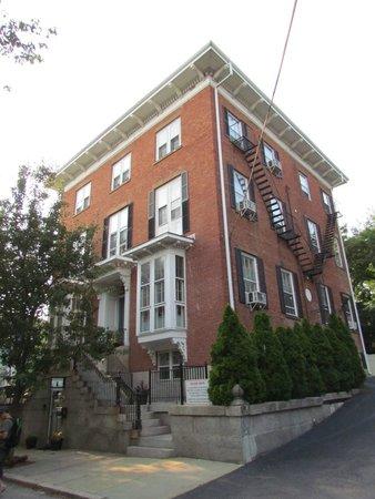 Christopher Dodge House: vue extérieure