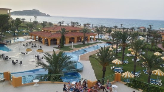 Hotel Dar Ismail : Dar Ismail TABARKA TUNISIE