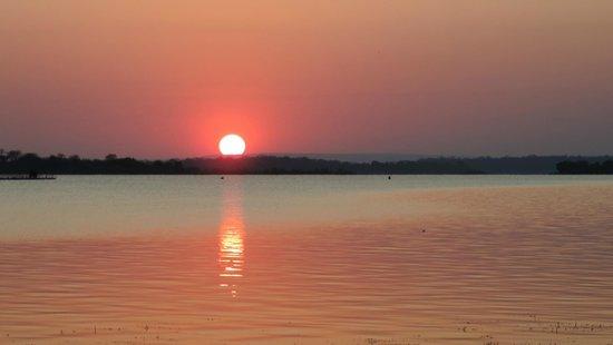 Kariba Bush Club: Sunset on Lake Kariba