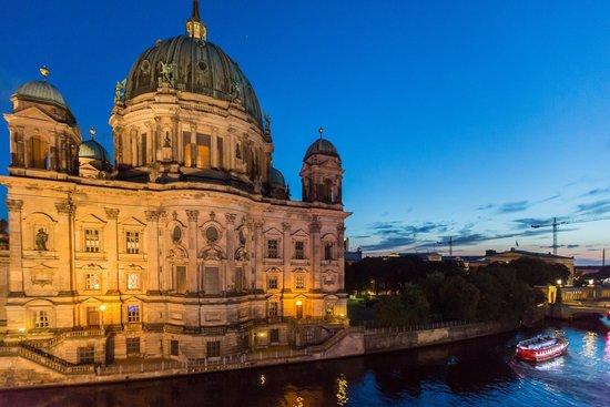 Radisson Blu Hotel, Berlin: Vue de la chambre