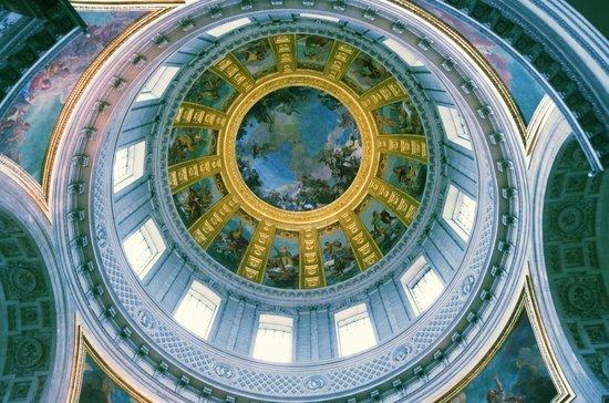 Musée de l'Armée: The Dome of Napoleon's Tomb