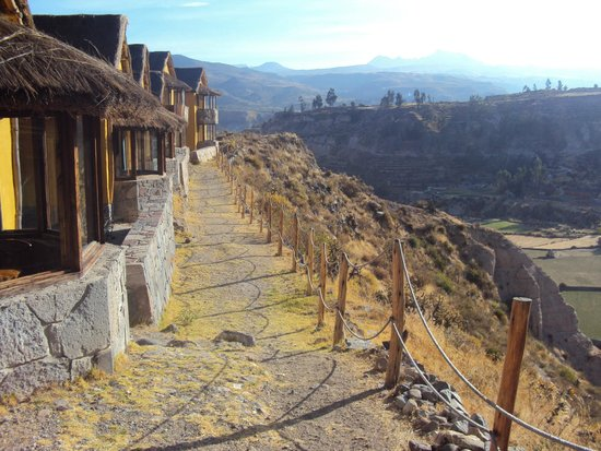 Ride in Peru -  Day Tours: lodge