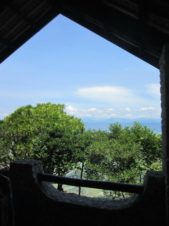 The Blue Orchid Resort : Vue from our Deluxe room