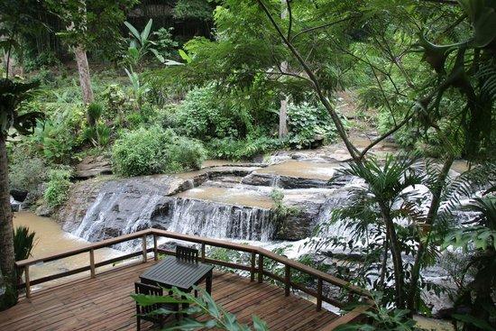 Sukantara Cascade Resort & Spa : Fantastic view