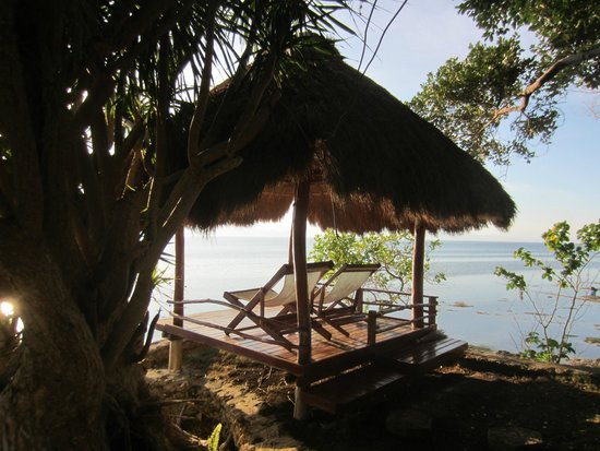 The Blue Orchid Resort: Relaxation area