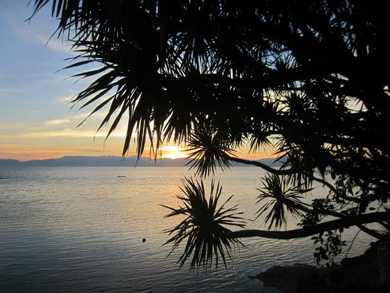 The Blue Orchid Resort: Beautiful sunset