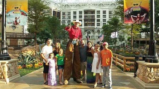 Gaylord Texan Resort & Convention Center: Big Tex