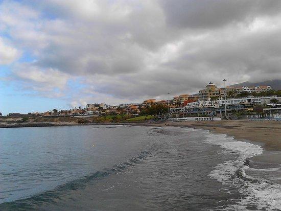 Best Jacaranda: spiaggia