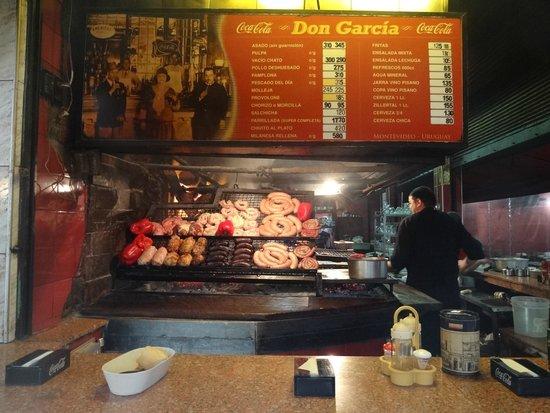 Mercado del Puerto: Mercado do Porto de Montevideu