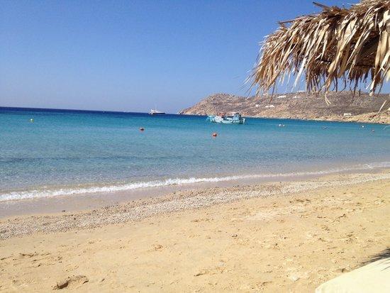 Elia Beach: Beautiful beach
