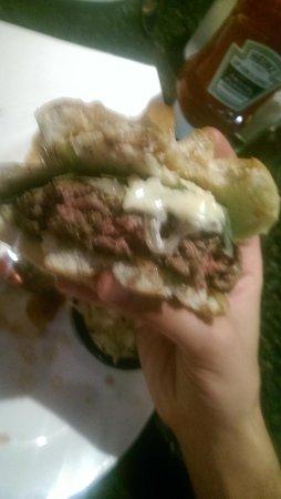 Boston Burger Company: Burger Bomb