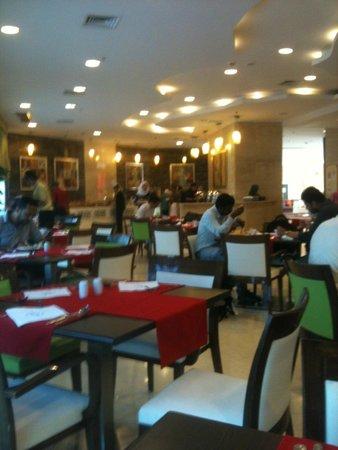 Teda Swiss Inn Plaza Hotel Ain Soukhna: المطعم