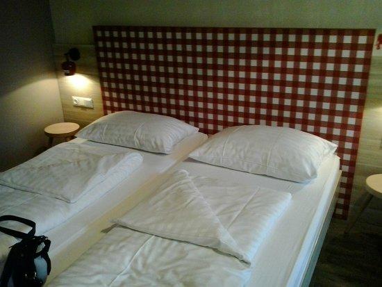 MEININGER Hotel Salzburg City Center: cómodas