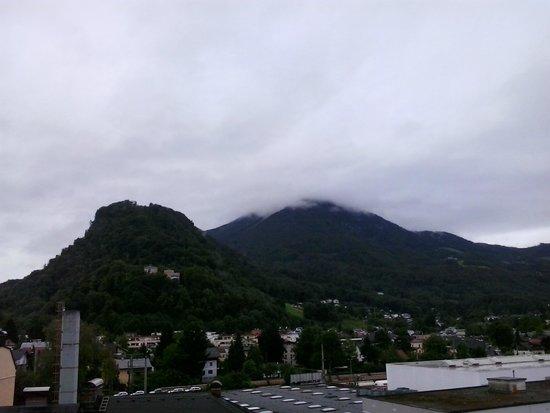 MEININGER Hotel Salzburg City Center: vistas desde la habitación