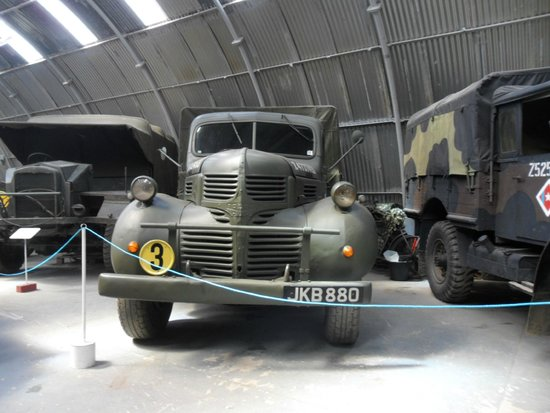 North East Land, Sea and Air Museum: exhibit