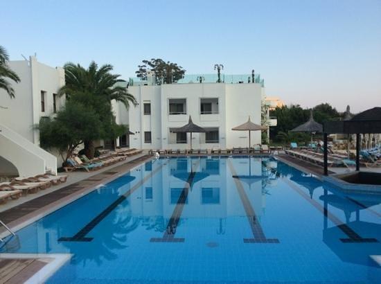 Hotel Samara: Piscine