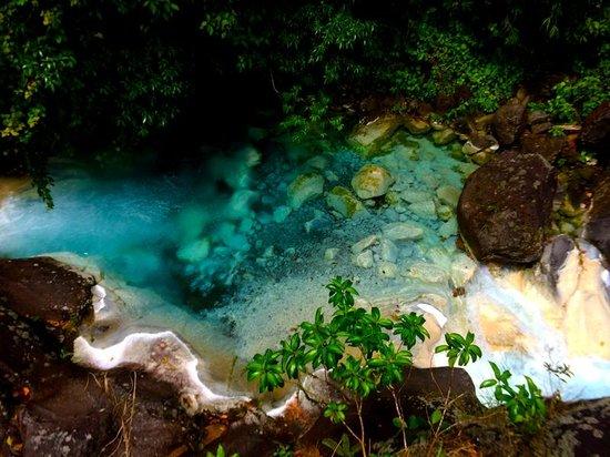 Sensoria Land of Senses: Blue Waterfalls