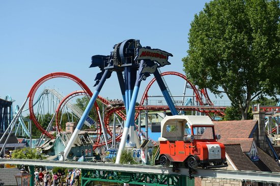 Tamworth, UK: Drayton Manor Park