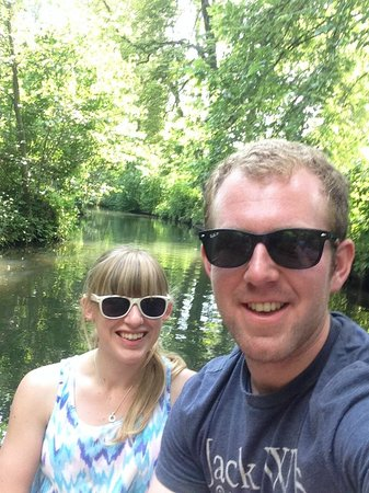 Kahnfahrten im Spreewald: On the boat trip