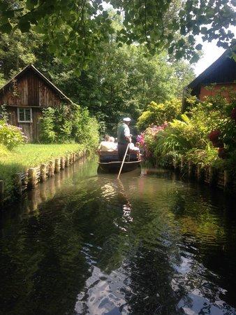 Kahnfahrten im Spreewald: Amazing scenery
