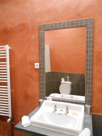 Le Couvent : Salle de bains